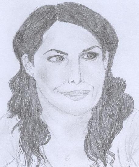 Lauren Graham by Junkova14